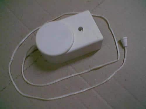 Веревочный выключатель
