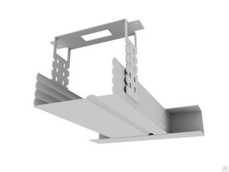 Стыковка частей потолка
