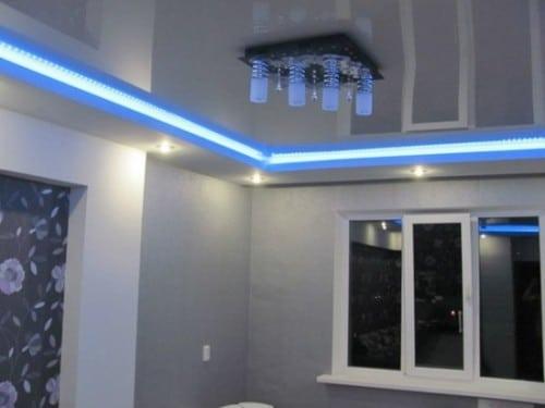 Дизайн подсветки