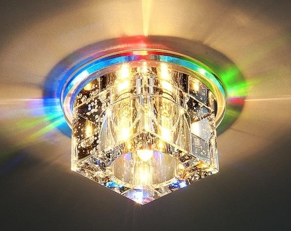 Крупный светильник