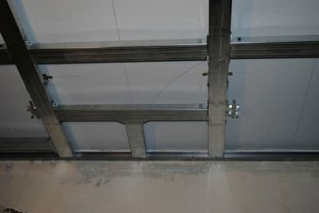 Каркас под навесной потолок