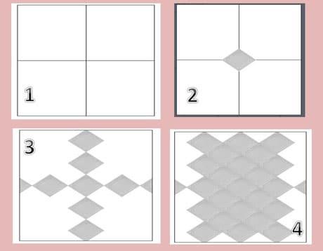 Правила монтажа потолочной плитки