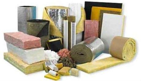 Теплоизоляционные материалы для потолка