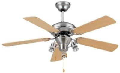 Светильник с вентилятором