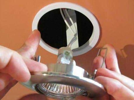 Внутренний светодиодный светильник