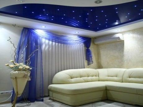 потолок для зала