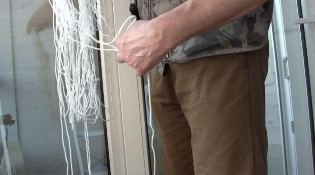 Распутываем веревку