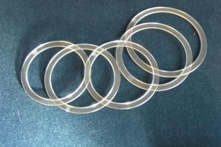 Универсальный вариант протекторных колец