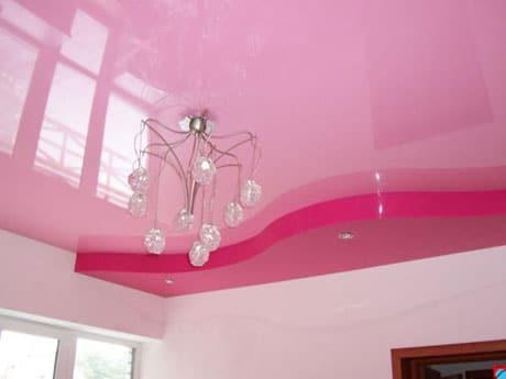 Двухярусный потолок